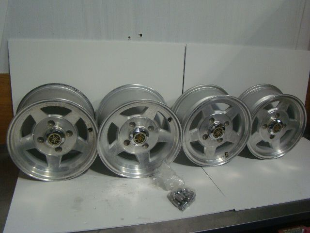 Yamaha UTV Side By Side 06-2012 Rhino All Models Aluminum Wheels 5UG-F5168-00-00