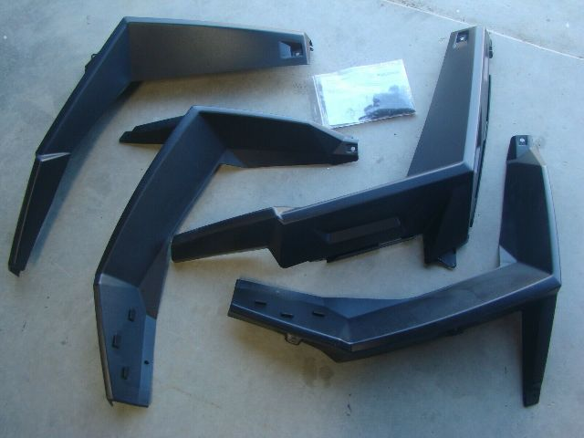 Polaris UTV Side By Side Polaris RZR 900 Fender Flares Part# 2879434