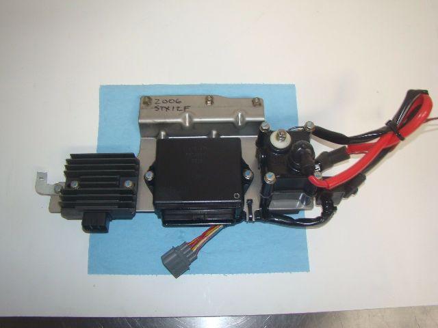 Kawasaki STX 12F 2006 ECU Voltage Regulator Start Solenoid 21175-3732