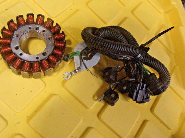 Yamaha Waverunner 07-08 GP 1300 R Complete Stator Assembly #  60T-81410-00-00