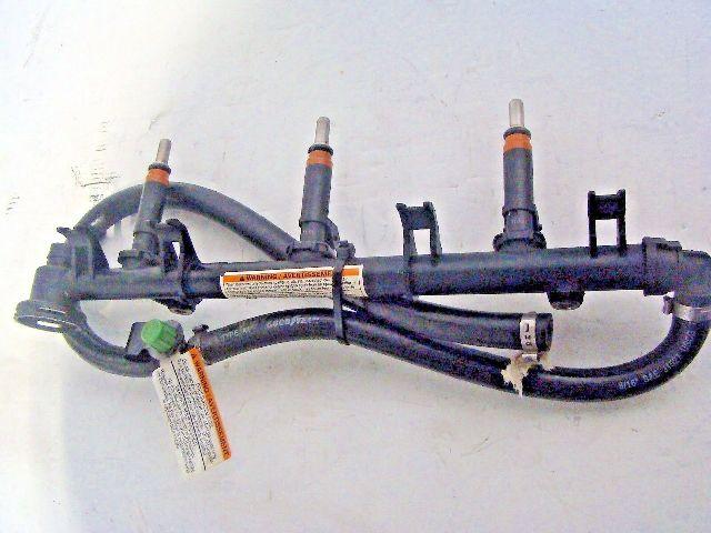 Sea-Doo 4 Tec  GTX RXP RXT 2003-2006 Fuel Rail With Injectors OEM  420874520
