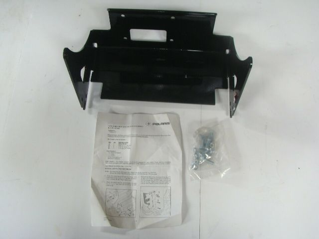 Polaris UTV Side By Side 2009 Winch Mount Kit 2.5 Gen 4 Brushguard Part# 2874803