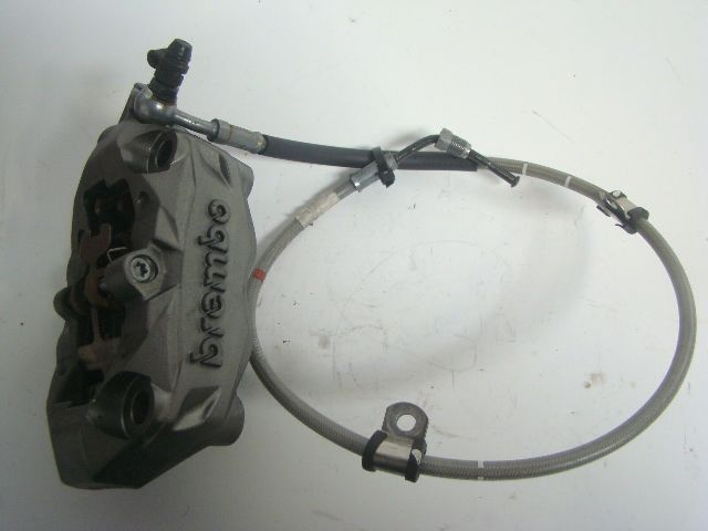 Can-Am Roadster 2013-2018 Spyder F3 RT RS ST Left Caliper + Hose Part# 705600987