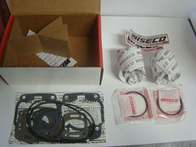 Sea Doo 1996-97 GTX XP GSX SPX 787/800 cc Wiseco 82.00mm Piston Kit # WK1171