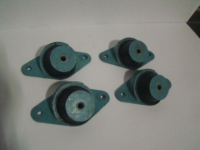 Kawasaki STX 1100 ZXI 1100 Motor Mount Set OEM Engine Dampers 92161-3789