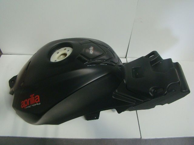 Aprillia Motorcycle Superbike 2013-2015 RSV4 Factory Matte Black Fuel Tank