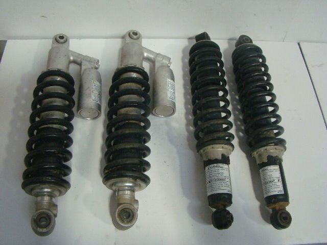 Kawasaki UTV Side By Side 2008 Teryx 750 Front + Rear Shock Set # 45014-0233-17D