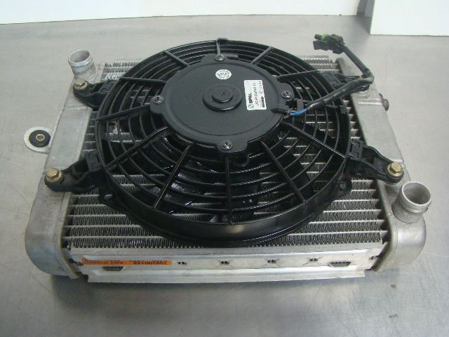 Can-Am Spyder 2008-2012 RS RT RSS GS Radiator Including Fan Part# 709200128