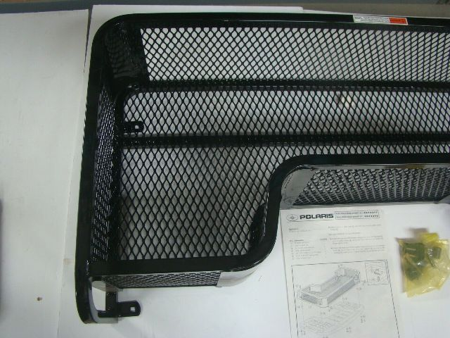 "Polaris ATV Quad 4X4 2005-2012 Sportsman 450 500 700 800 6"" Rear Basket 2873397"