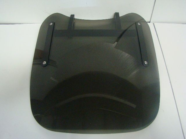 Honda Yamaha Suzuki Harley-Davidson Multi Fit Windscreen for 1 inch Handlebars