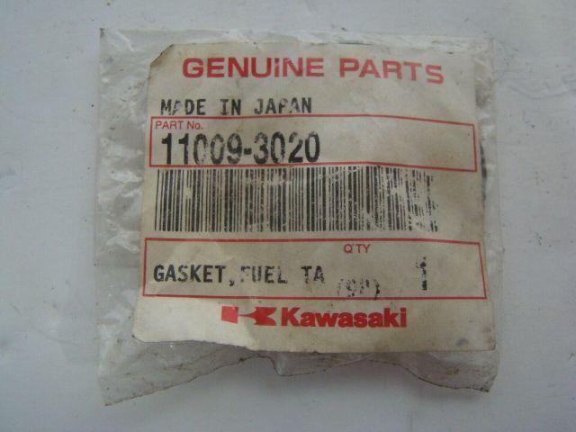 Kawasaki Jet Ski 1979-2019 STX ZXI SXI TS X2 SX Fuel Cap Gasket NEW # 11009-3020