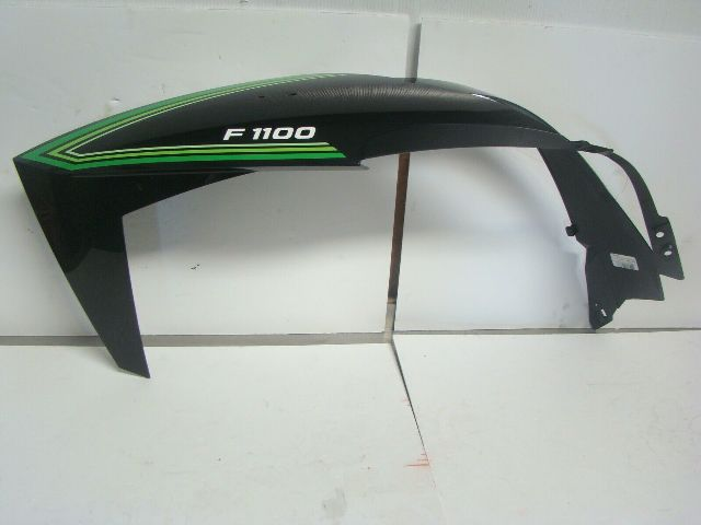 Polaris Arctic Cat 2012 F 1100 Hood Panel with Decals Black LH Part# 3718-239