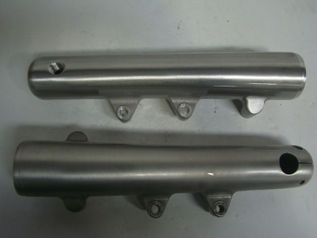 Triumph Motorcycle 2009-2017 Thunderbird 1600 + 1700 Fork Lowers Set # T2045668