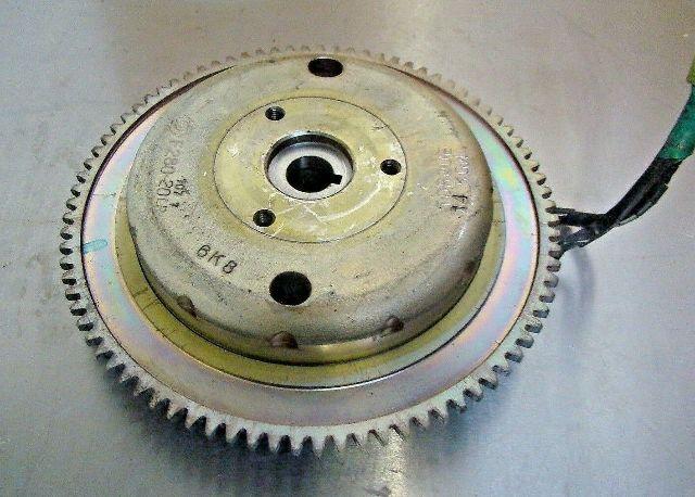 Yamaha Waverunner 89-93 500 WJ500 WR500 Flywheel & Stator # 6K8-85550-A1-00