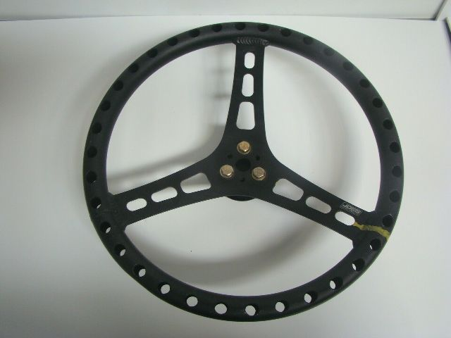 UTV Side By Side Joes Racing Products Aluminum Steering Wheel Part# 13533-A