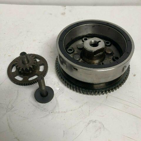 Yamaha Waverunner Magneto Flywheel Rotor Assy Starter Kit Part# 6D3-81450-00-00
