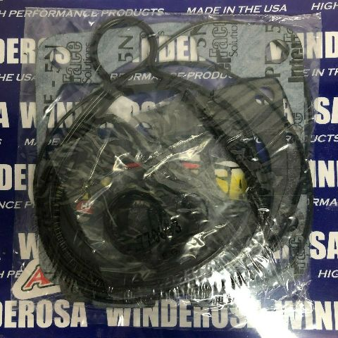Winderosa Polaris 2001-06 600 Top End Gasket Full Set Part# 0934-0299 OEM NEW