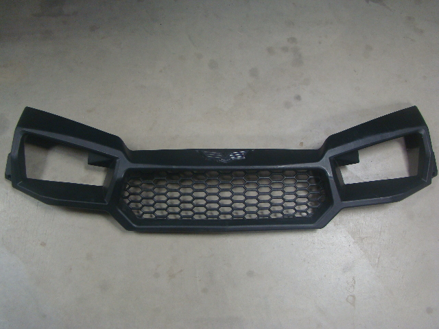 Arctic Cat Textron UTV Side By Side 2018 Havoc Black Front Grill Fascia # 670966