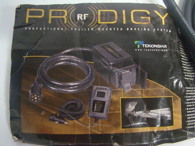 Prodigy Trailer Proportional Trailer Mounted Braking System