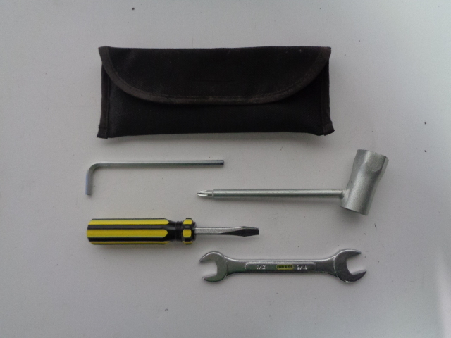 Polaris PWC Watercraft 1997 SLT 700 OEM Original Access Tool Kit