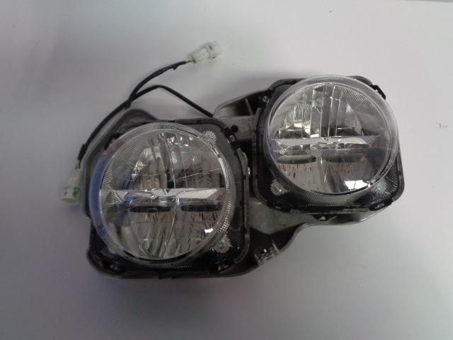 Yamaha UTV 2016-2019 YXZ 1000 OEM 2 Headlight Kit w/ Mount Stay1 2HC-F831V-00-00