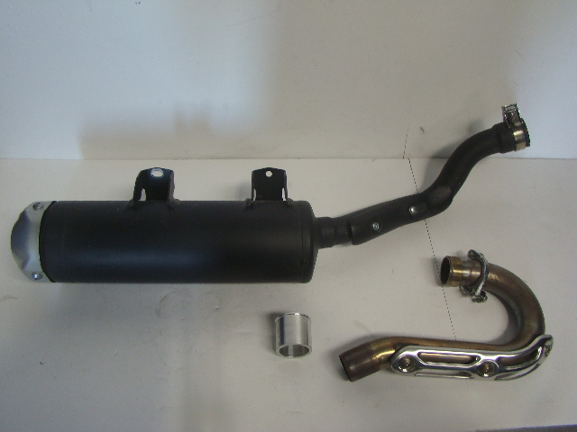 Yamaha ATV 4x4 2014-2020 YFZ 450 Take Off Exhaust Part# 1TD-E4703-00-00