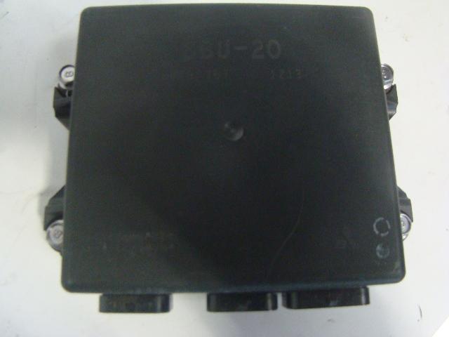 Yamaha Waverunner 2012 VX Sport ECU Electronic Control Unit 6BU-8591A-20-00