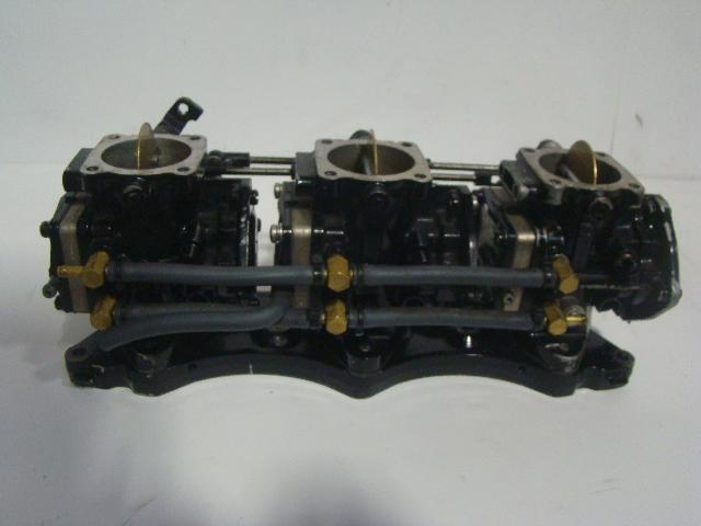 Yamaha Waverunner 1999 GP 1200 OEM Carburetor Bank Set Part# 65U-14301-01-00