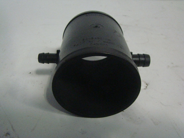 Sea Doo Bombardier 2005 3D RFI Exhaust Hose Adapter Part# 274001081