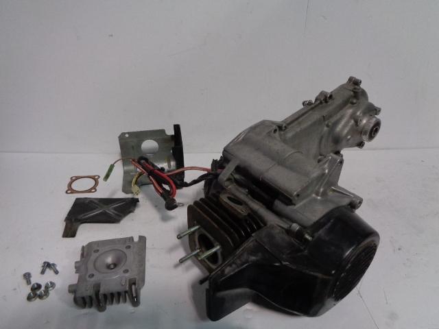 Yamaha Snowmobile 1988-1990 Sno Scoot 80 CC Complete Motor # 85G-15110-00-00