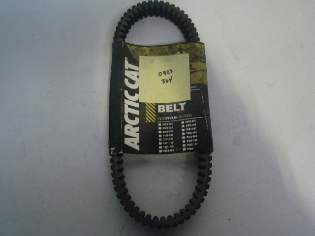 Arctic Cat ATV 4x4 2004-2006 650V-2 ONLY OEM Drive Belt Part# 0823-364