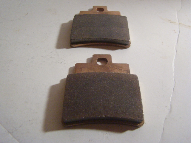 Arctic Cat UTV Side By Side 06-2015  DVX 250 / 300 Rear Brake Pads 3304-697