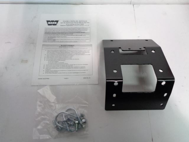 Yamaha ATV Quad 2009-2014 Grizzly 450 Warn Winch Mount # 80540