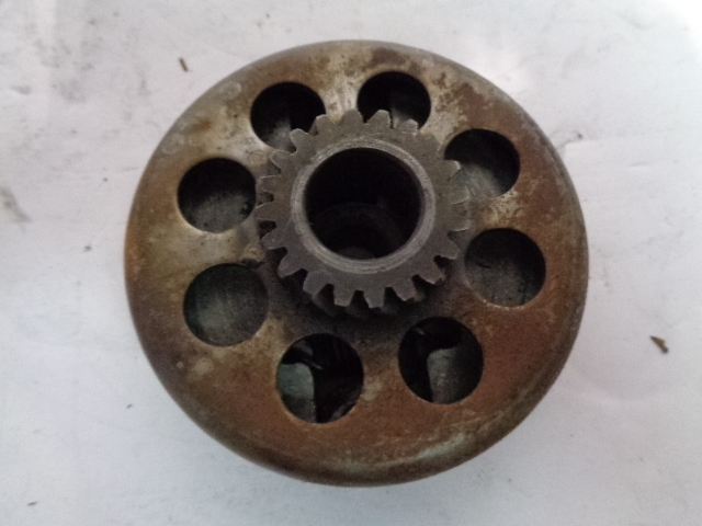 Suzuki ATV Quad 1984-2004 LT-50 Clutch + Primary Drive Gear # 21500-04411