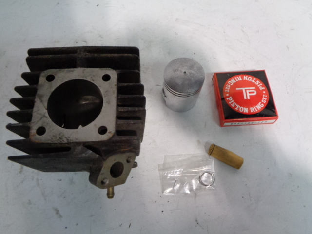 Suzuki ATV Quad 1984-1987 LT-50 Cylinder And Piston Combo # 11210-04010