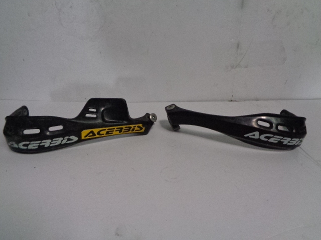 Suzuki Dirt Bike  Motorcycle 1999 RM 125 Acerbis Brushguard Set Part# 05-28