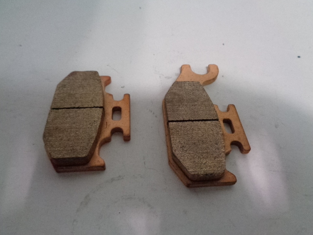 Can-Am ATV 4x4 2000-2014 Outlander, Renegade, DS , Right Hand Brake Pads # 705600004