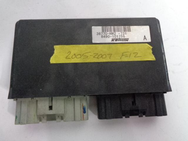 Honda Aquatraxx 2004-2007 ARX1200 F-12 PGM ECU Unit # 38770-HW2-731