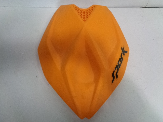 Sea Doo Bombardier 2018-2020 All Spark Models Orange Front Trim # 291004741