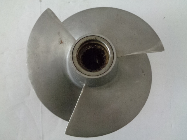 Sea Doo Bombardier 1994 GTX OEM Stainless Impeller Assembly Part# 271000280