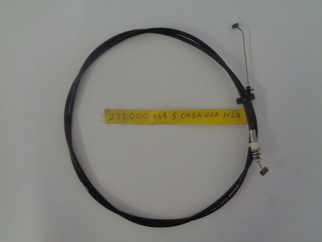 Sea Doo Bombardier 1995-1999 XP, XP 800, SPX Throttle Cable Part # 277000468