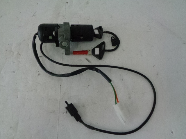 Aprilia Motorcycle 2006-2019 Touno / RSV4 Ignition Switch With Keys # 2D000509