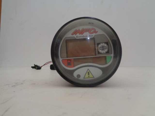 Sea Doo Bombardier PWC 1997 GTX Limited LCD Info Gauge Assembly Part# 278001036