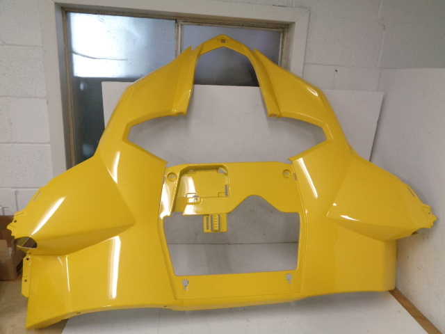 Yamaha UTV 2019 YXZ Special Edition NEW Yellow Front Fender # 2HC-F1510-00-00