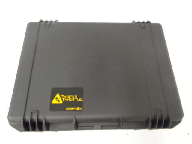 Pelican Motorcycle IM2600 Storm Case Assembly NEW IN BOX Part# IM2600-B-00000