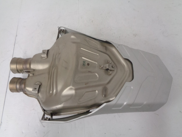 Ducati Motorcycle 2003-2006 749 999 Stock Exhaust Silencer # 573106-2B