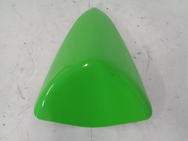 Kawasaki Motorcycle 2005-2006 ZX6R ZX10R Lime Green Seat Cowl # 53065-0005-777