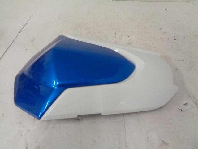 Suzuki Motorcycle 2011-2013 GSX-R1000 Blue & White Seat Cowl # 45552-47H