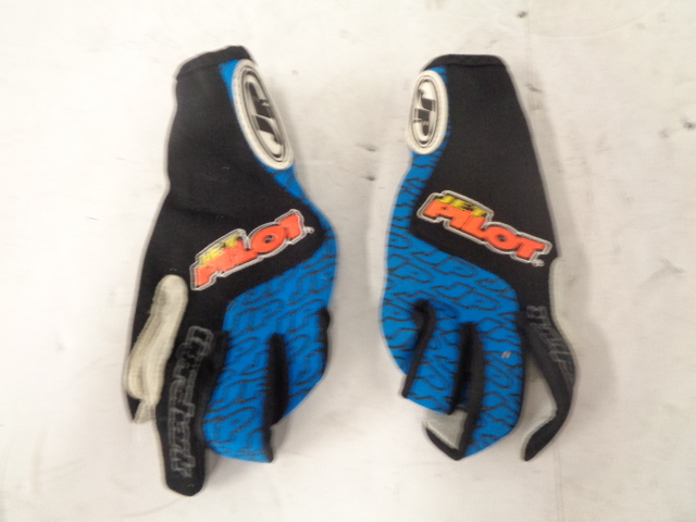 Personal Watercraft PWC New Vintage Jet Pilot Full Finger Riding Gloves X-Small