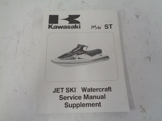 Kawasaki Jet Ski 1994 STS 750 OEM Service Manual Supplement # 99924-1164-51